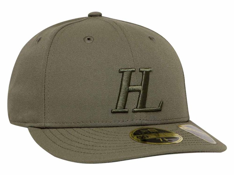 Helmut Lang Olive 59FIFTY Low Profile Cap