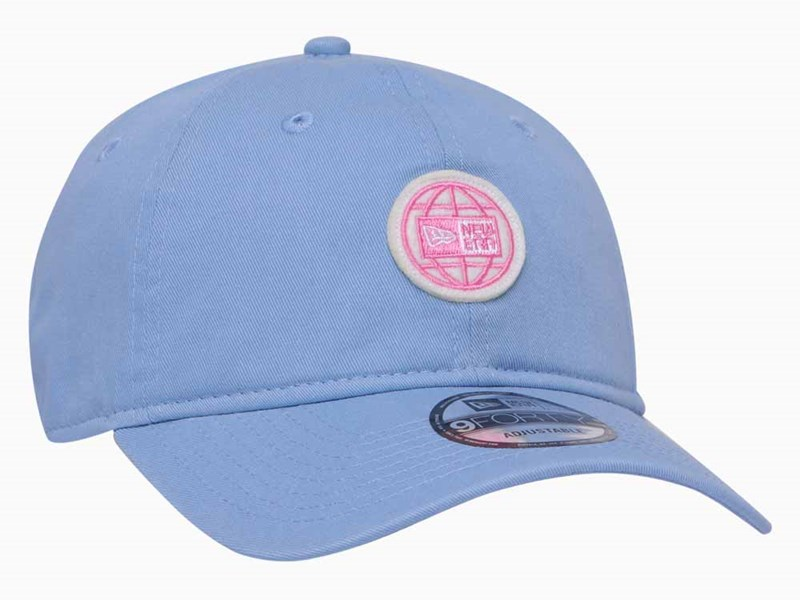 New Era Department Birdseye Blue 9FORTY Unstructured Cap