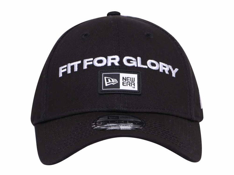 New Era Fit For Glory Black 9FORTY Cap