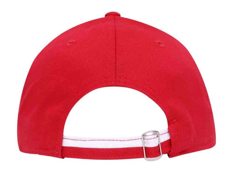 Chicago Bulls NBA Americana Cross Scarlet 9FORTY Cap