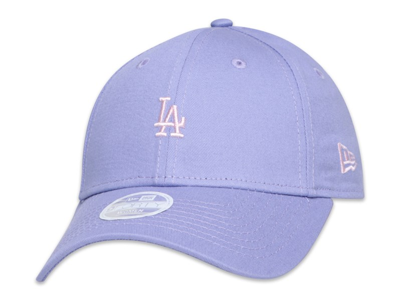 Los Angeles Dodgers MLB Lavender 9FORTY Womens  Cap