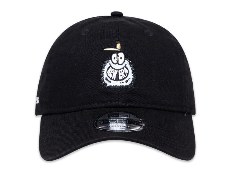 New Era Kevin Lyons Monster Black 9FORTY Unstructured Cap