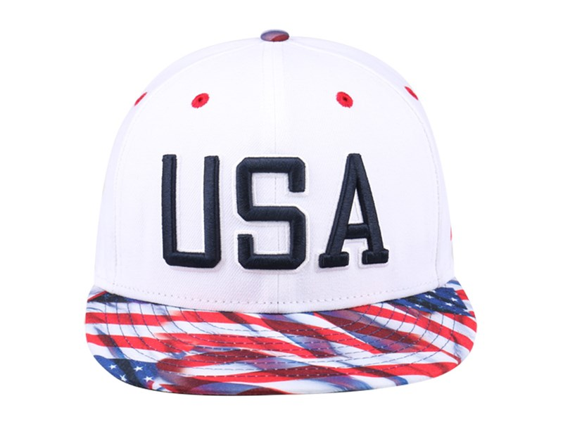 USA Waving Flag 59FIFTY Cap