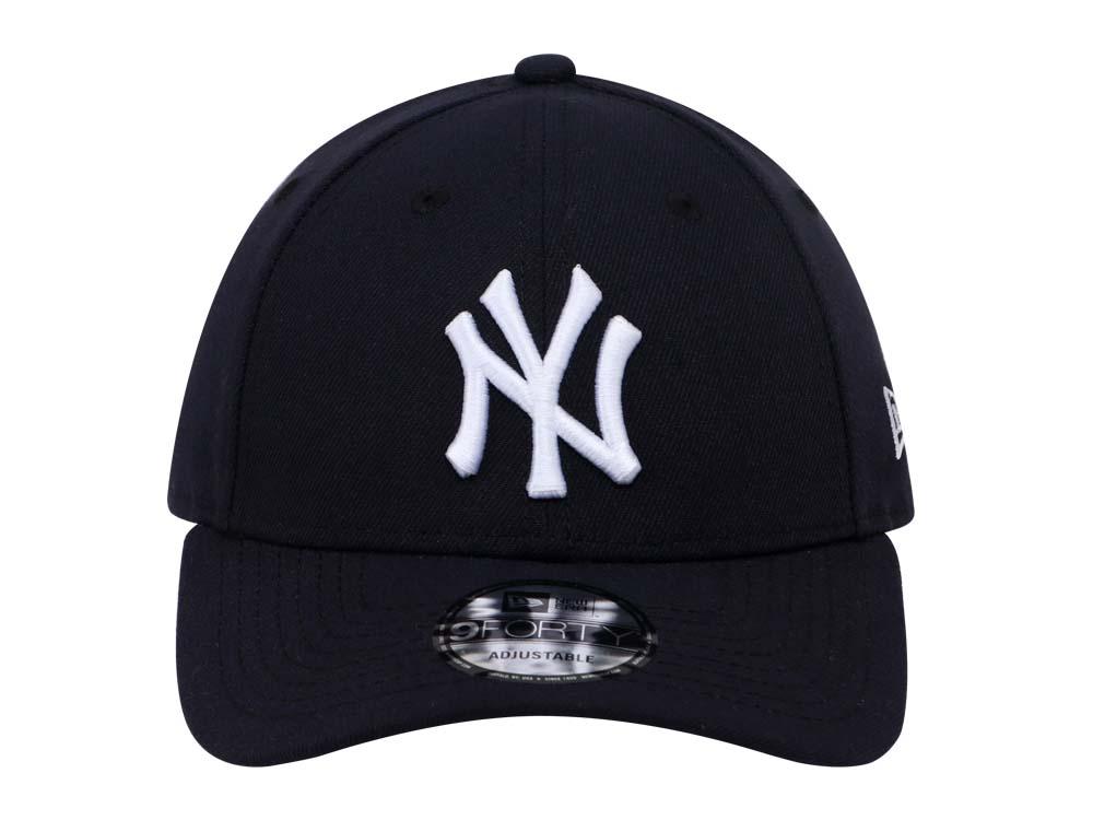 86d234546ba93 New York Yankees MLB Navy 9FORTY Cap (ESSENTIAL) Originators