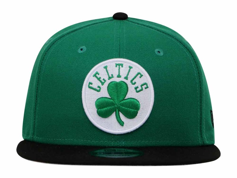 Boston Celtics NBA SPT Black Green 9FIFTY Cap