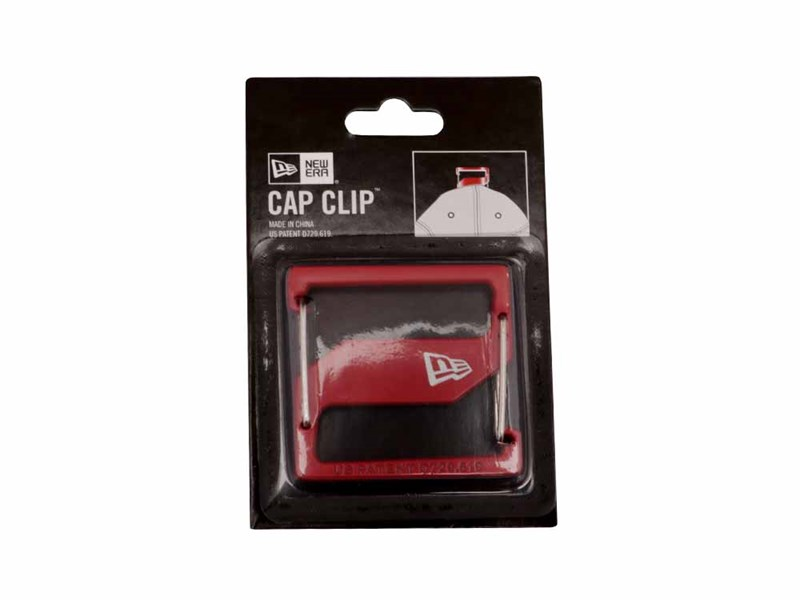 New Era Red Cap Clip Cap Accessory