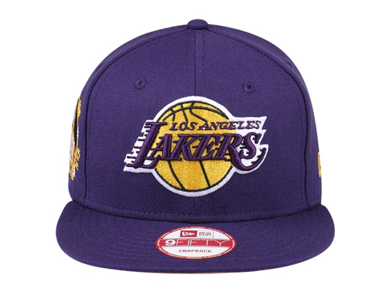 Los Angeles Lakers NBA Kobe Legacy 9FIFTY Cap