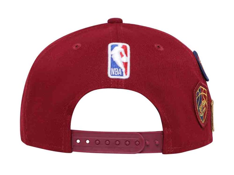 Cleveland Cavaliers NBA 2018 Draft Series Maroon 9FIFTY Cap