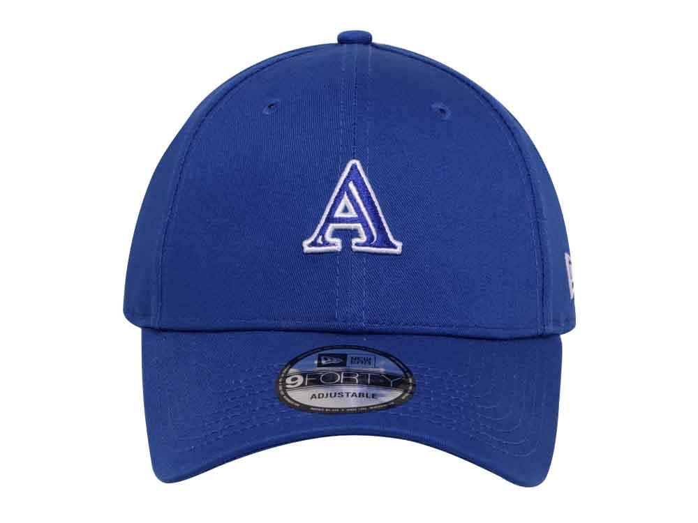 48fa7eb2b91 Ateneo De Manila University Blue Eagles UAAP Blue 9FORTY Cap | New ...
