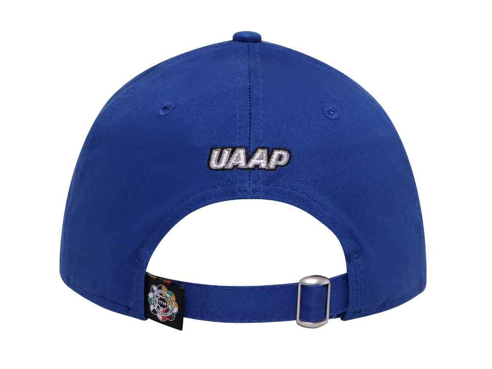 Ateneo De Manila University Blue Eagles UAAP Blue 9FORTY Cap. The New Era®  ... ec7bb3e56b