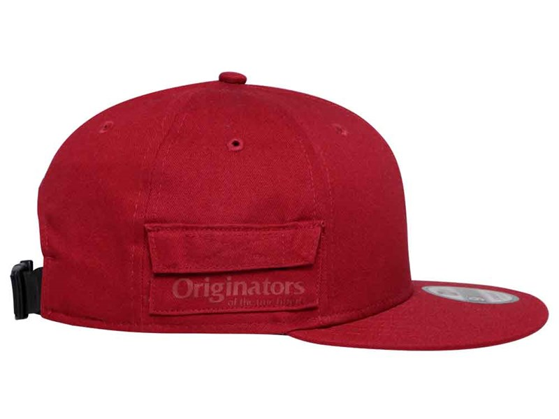 New Era New York Adaptable Utility Cardinal 9FIFTY Cap