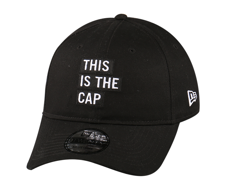 New Era This Is The Cap 9TWENTY Cap