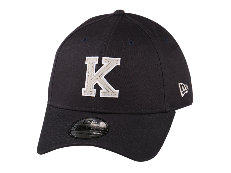 New Era Letter K 9FORTY Cap