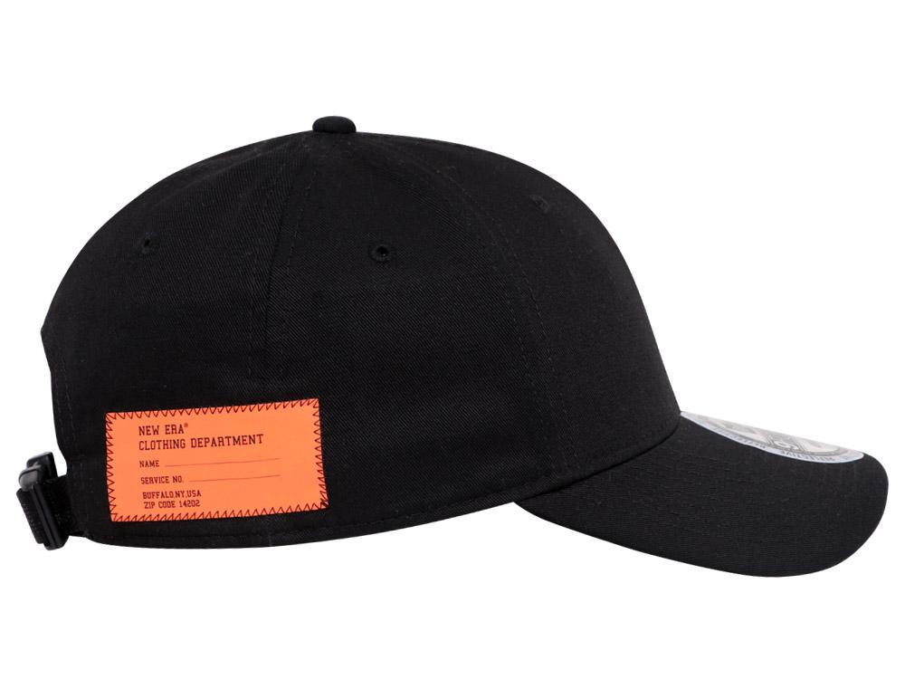 "NEW NEW ERA Work Cap /""JAPAN LIMITED/"" BLACK//WHITE  So cool Gift Rare Men/'s Hat"
