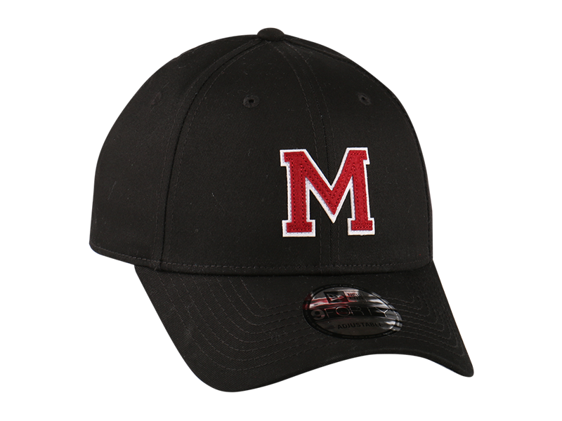 New Era Letter M 9FORTY Cap