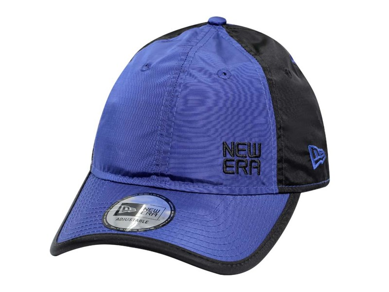 New Era Rip Stop Nylon Blue Black 9THIRTY Cap