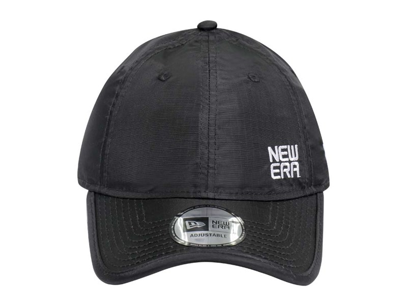 New Era Rip Stop Nylon Black 9THIRTY Cap