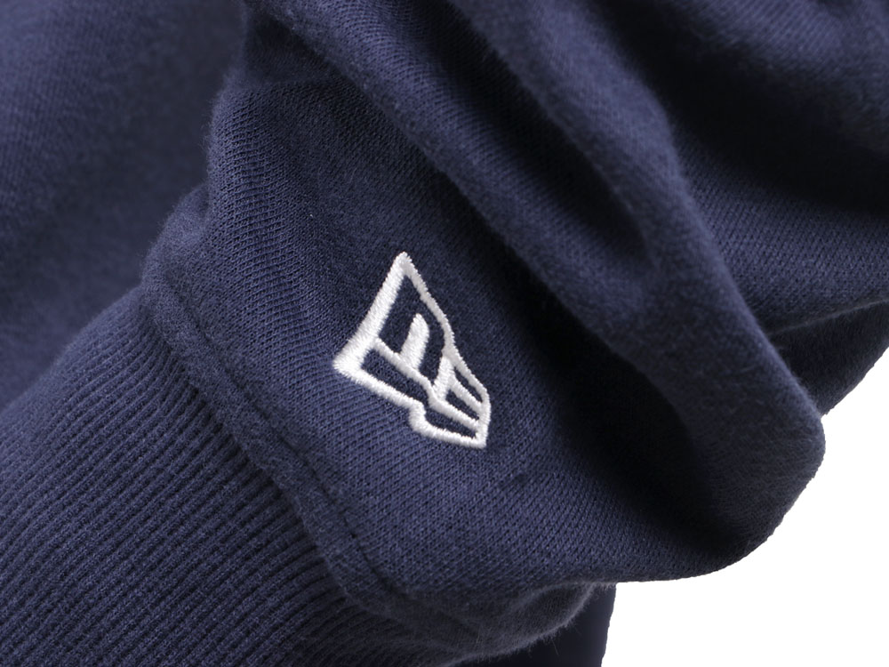 detailed look 28fcc 35114 New York Yankees MLB Super Big Fan Navy Crew Neck Sweatshirt ...
