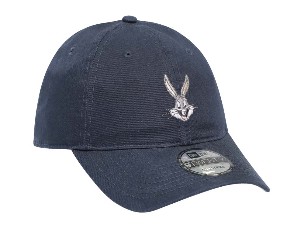 Bugs Bunny Looney Tunes Navy 9FORTY Unstructured Cap  89e8e042151b