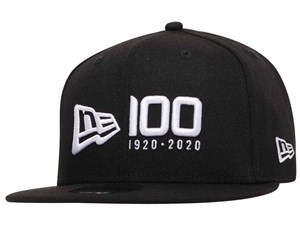 New Era 100th Logo Centennial Black 9FIFTY Cap (ONLINE EXCLUSIVE)
