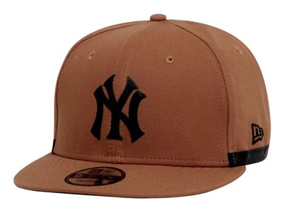 New York Yankees Cooperstown MLB Duck Canvas Tan 9FIFTY Cap