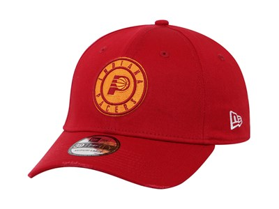 Indiana Pacers NBA Hardwood Classic Collection Nights Red 39THIRTY Cap