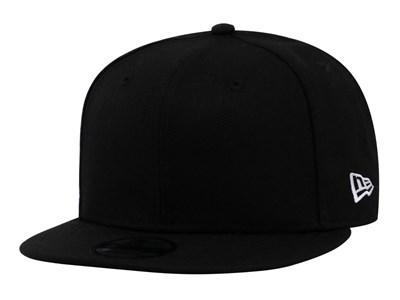41098f8b270 New Era Plains Black 9FIFTY Cap (ESSENTIAL) ...