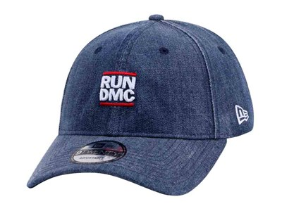 Run DMC Navy 9TWENTY Cap