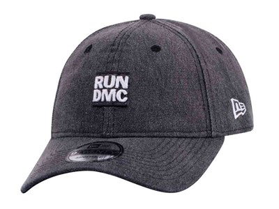 Run DMC Black 9TWENTY Cap