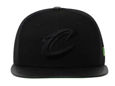 Cleveland Cavaliers NBA Tude Hook Black 59FIFTY Cap
