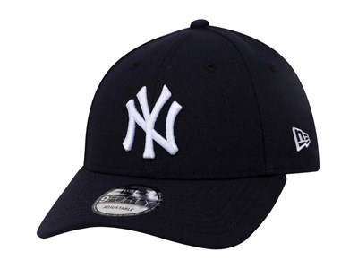 New York Yankees MLB Navy 9FORTY Cap (ESSENTIAL) Originators
