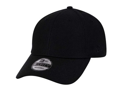 New Era Diamond Era Plains Black 9FORTY Cap