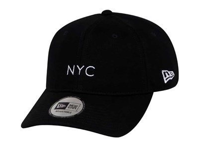 New Era NYC Sweat Black 9THIRTY Cap