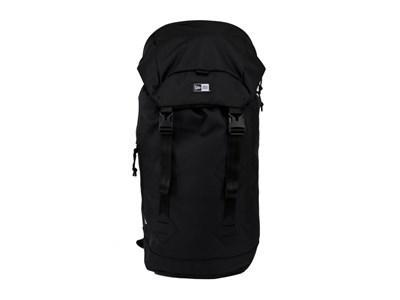 New Era Ruck Sack Black Backpack Bag