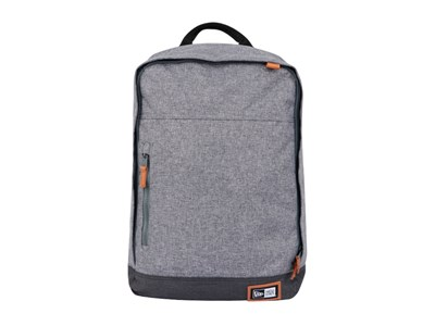 New Era 7525 Heather Gray Backpack Bag