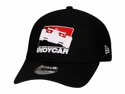 IndyCar Racing Vigor Shade Black 39THIRTY Cap