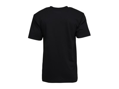New Era Old School Logo Black Shirt