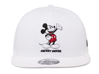 Mickey Mouse Disney Wave White 9FIFTY Cap