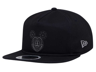 Mickey Mouse Disney Head Sketch Navy The Golfer 9FIFTY Cap