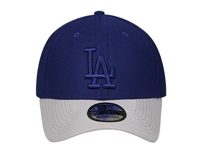 Los Angeles Dodgers MLB Tone Tech Redux Blue Gray 39THIRTY Cap