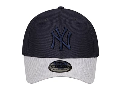 New York Yankees MLB Tone Tech Redux Navy Gray 39THIRTY Cap