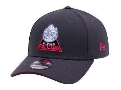 Millenium Falcon Character Logo Solo: A Star Wars Story  Gray 39THIRTY Cap