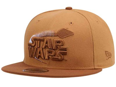Han Solo Character Logo Solo: A Star Wars Story Tan 9FIFTY Cap