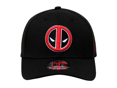 Deadpool Marvel Black 39THIRTY Cap