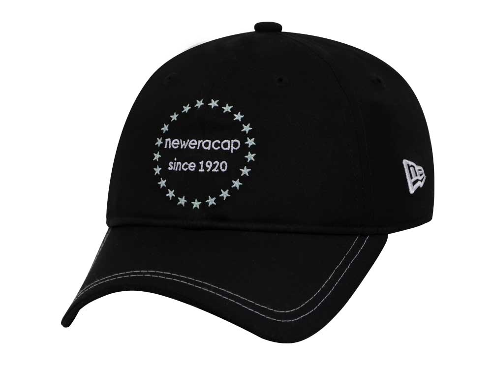 New Era Originators 1920 Cap Black 9TWENTY Cap  c54903fd75cd