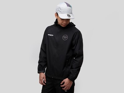 New Era Originators Warm Up Black Jacket