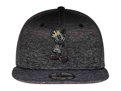 Mickey Mouse Disney Shadow Fade Black 9FIFTY Cap