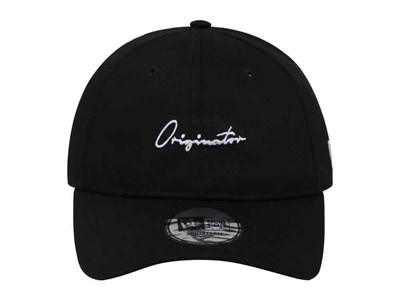 1879b92408783 ... New Era Originator Black 9FORTY Cap (ESSENTIAL)