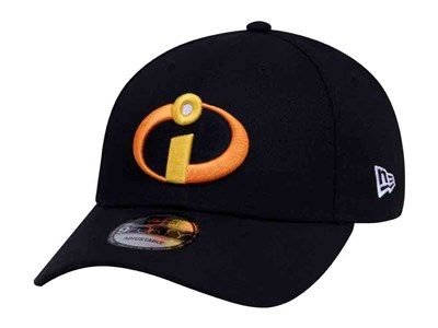 The Incredibles Disney Black 9FORTY Cap
