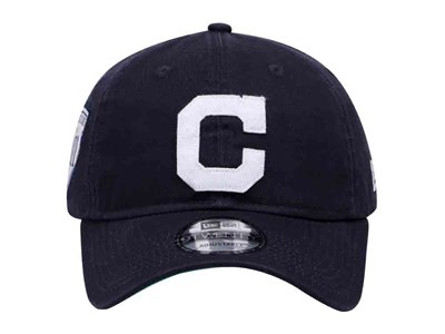 Cleveland Indians MLB 2018 Cooperstown 1901 Inauguration Navy 9TWENTY Cap